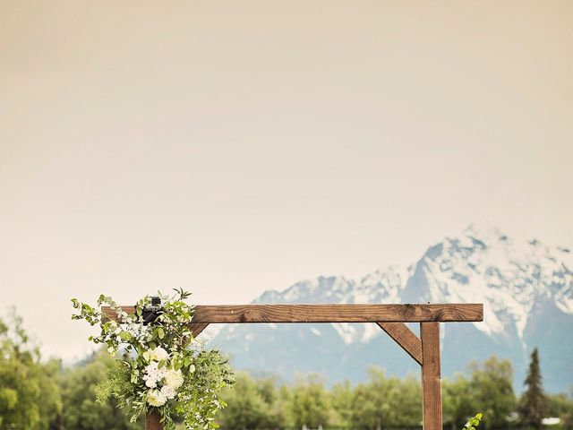 Jordan and Wrangel's Wedding in Palmer, Alaska 10