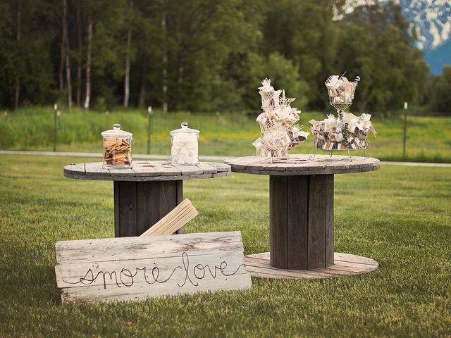 Jordan and Wrangel's Wedding in Palmer, Alaska 30