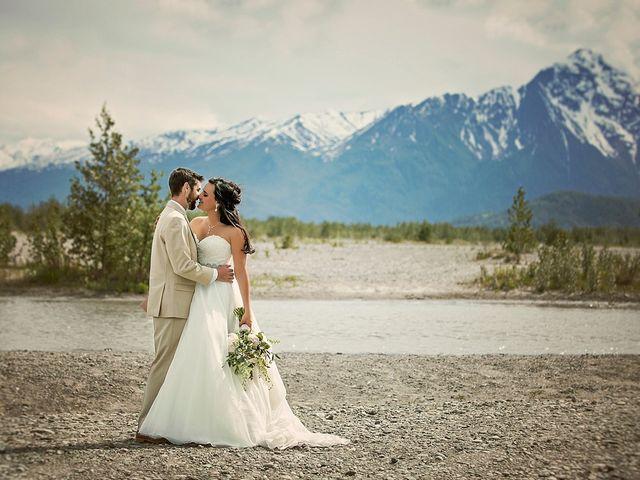 Jordan and Wrangel's Wedding in Palmer, Alaska 8