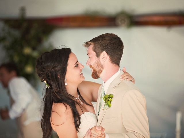 Jordan and Wrangel's Wedding in Palmer, Alaska 26