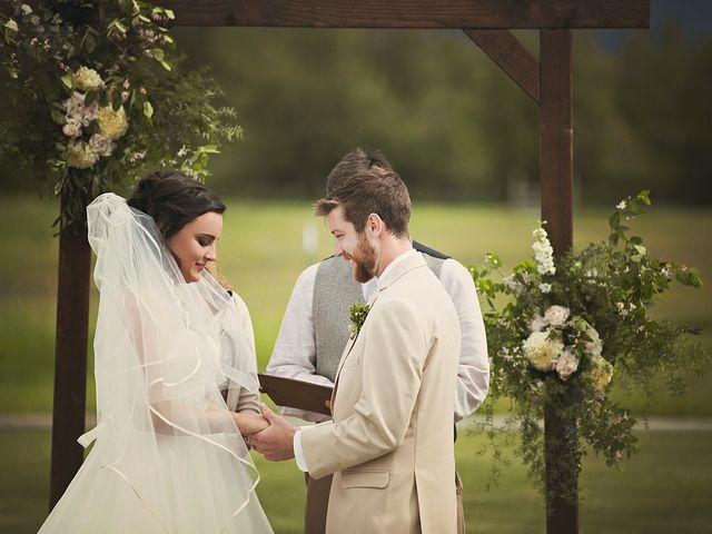 Jordan and Wrangel's Wedding in Palmer, Alaska 13