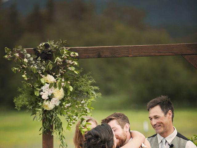 Jordan and Wrangel's Wedding in Palmer, Alaska 15