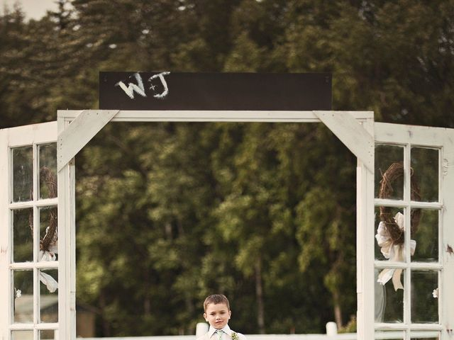 Jordan and Wrangel's Wedding in Palmer, Alaska 11
