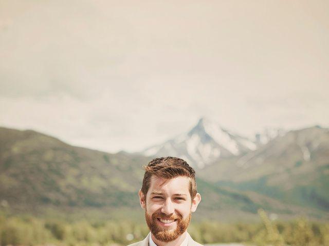 Jordan and Wrangel's Wedding in Palmer, Alaska 5
