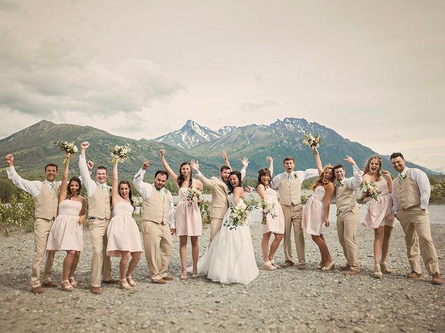 Jordan and Wrangel's Wedding in Palmer, Alaska 9