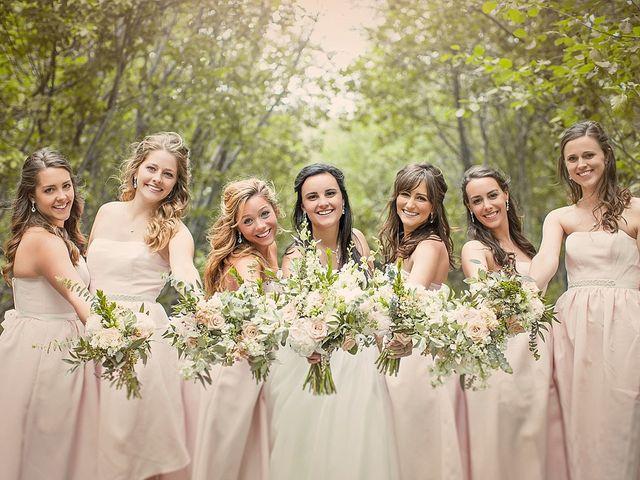 Jordan and Wrangel's Wedding in Palmer, Alaska 4