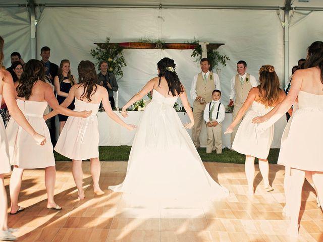 Jordan and Wrangel's Wedding in Palmer, Alaska 27
