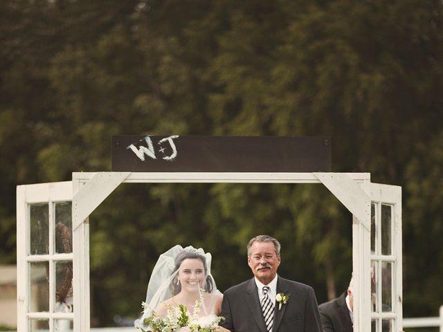 Jordan and Wrangel's Wedding in Palmer, Alaska 12