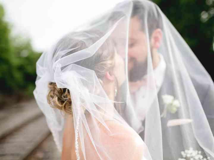 The wedding of Theresa and Matt