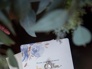 The wedding of Jen Ren and Tim Holzman 1