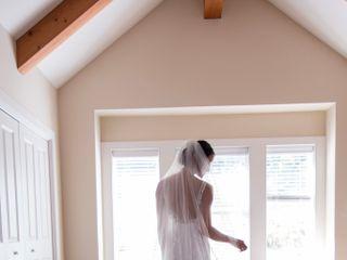 The wedding of Jen Ren and Tim Holzman 3