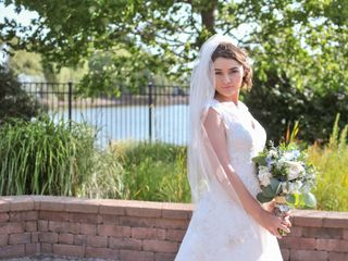 Lane and Abby's Wedding in Morris, Illinois 3