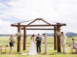 The wedding of Tess and Matthew 3