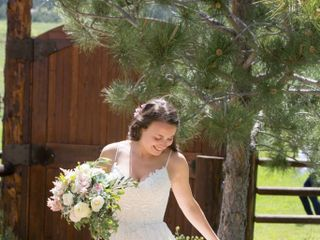 The wedding of Tess and Matthew 1
