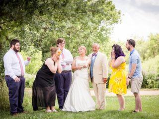 The wedding of Belinda and Tom 1