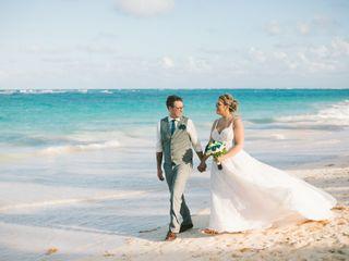The wedding of Lia and Brandon