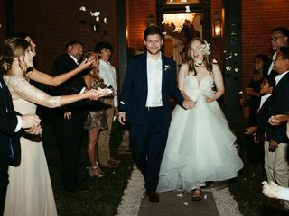 The wedding of Allie and Stephen 3