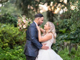 The wedding of Taylor and Jonathan