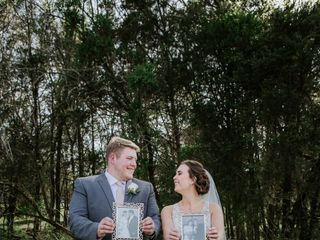 The wedding of Shelby and Ian 3