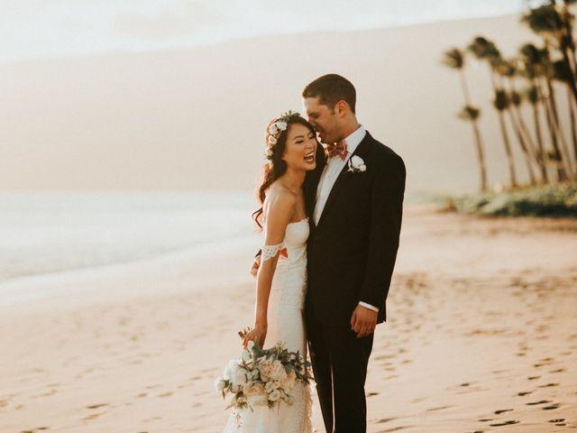 The wedding of Jennifer and Aaron