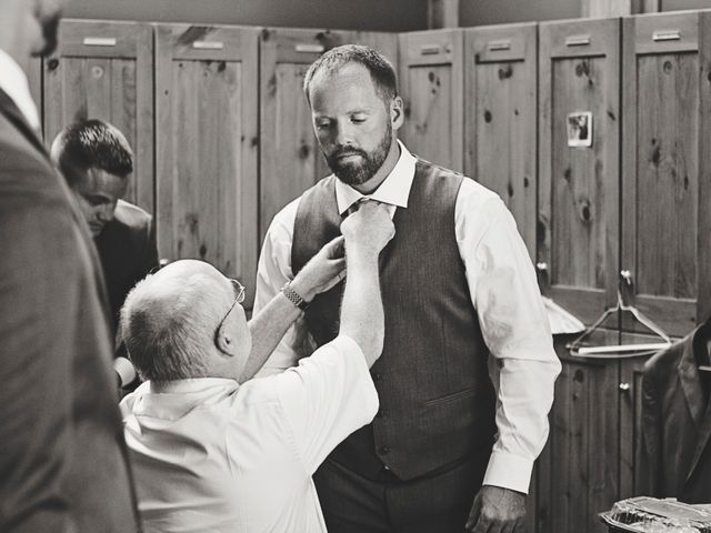 Ashley and Andrew's Wedding in Cashiers, North Carolina 11