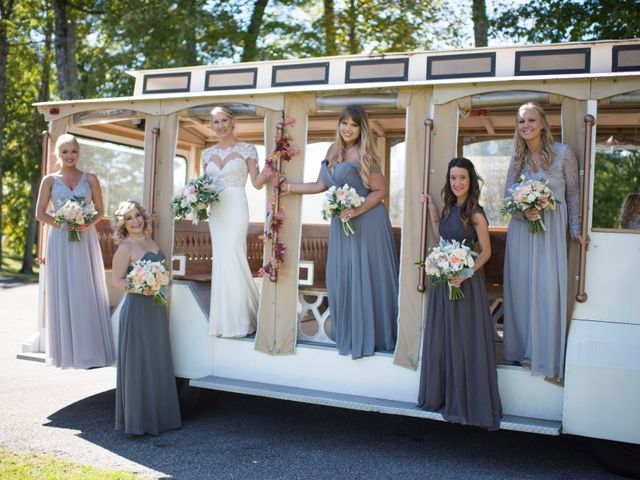 Ashley and Andrew's Wedding in Cashiers, North Carolina 12