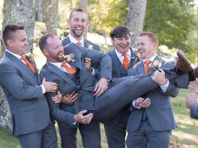 Ashley and Andrew's Wedding in Cashiers, North Carolina 13
