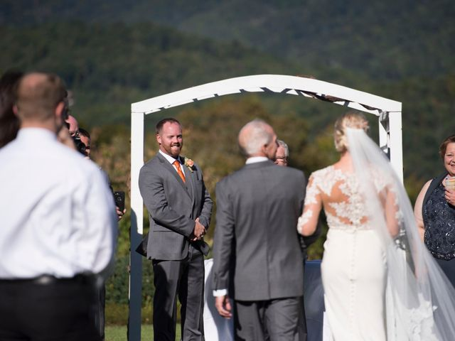 Ashley and Andrew's Wedding in Cashiers, North Carolina 18