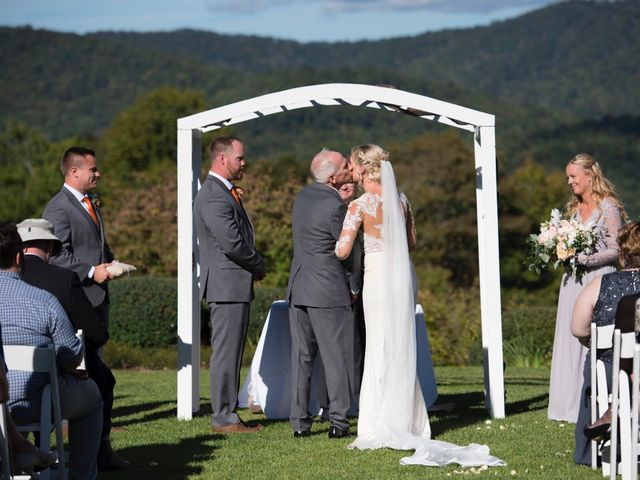 Ashley and Andrew's Wedding in Cashiers, North Carolina 19