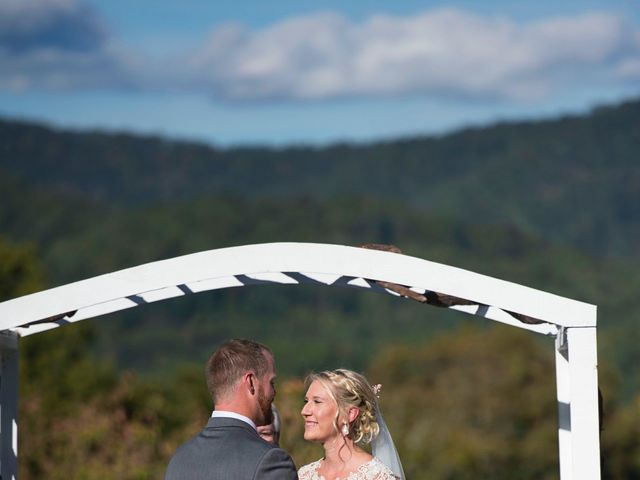 Ashley and Andrew's Wedding in Cashiers, North Carolina 1