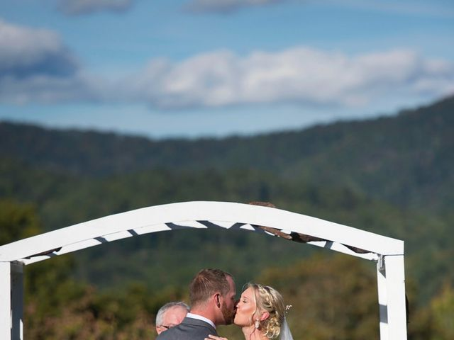 Ashley and Andrew's Wedding in Cashiers, North Carolina 21
