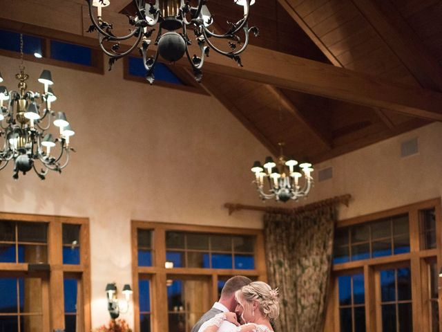 Ashley and Andrew's Wedding in Cashiers, North Carolina 28