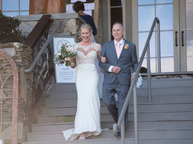 Ashley and Andrew's Wedding in Cashiers, North Carolina 16