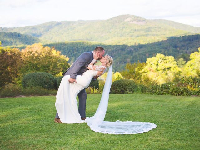 Ashley and Andrew's Wedding in Cashiers, North Carolina 22