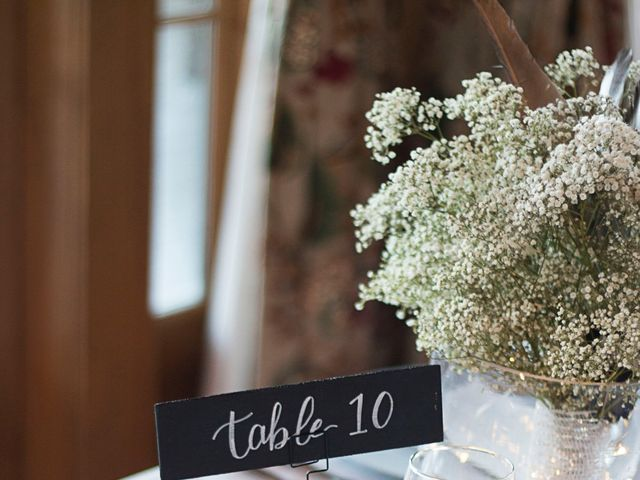 Ashley and Andrew's Wedding in Cashiers, North Carolina 27