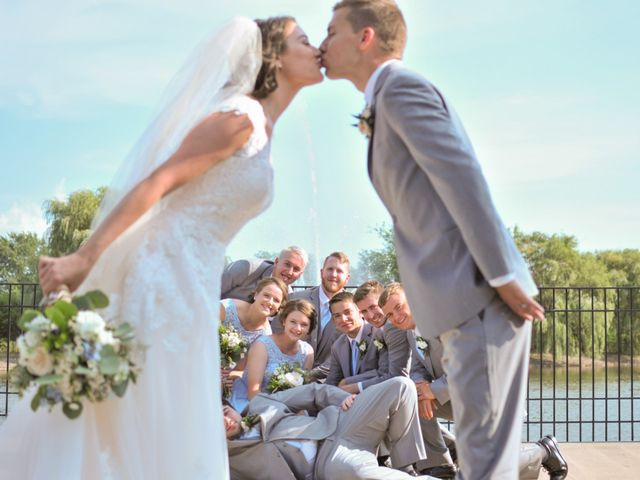 Lane and Abby's Wedding in Morris, Illinois 1