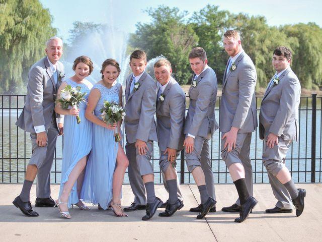 Lane and Abby's Wedding in Morris, Illinois 2