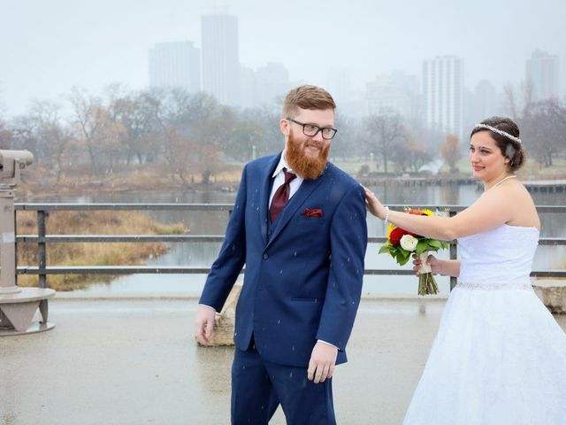 Kevin and Jennifer's Wedding in Chicago, Illinois 4