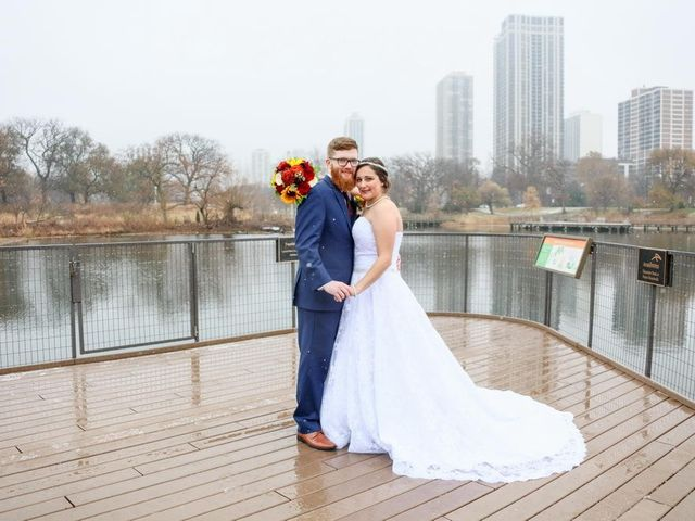 Kevin and Jennifer's Wedding in Chicago, Illinois 9