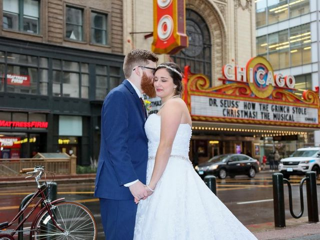 Kevin and Jennifer's Wedding in Chicago, Illinois 10