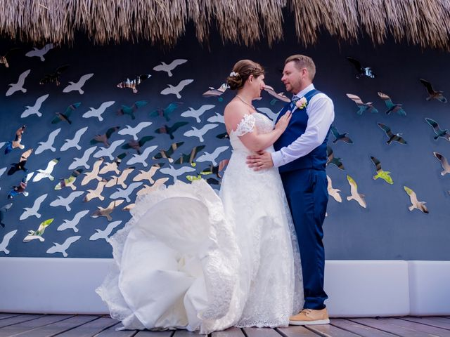 The wedding of Brandi and Andre