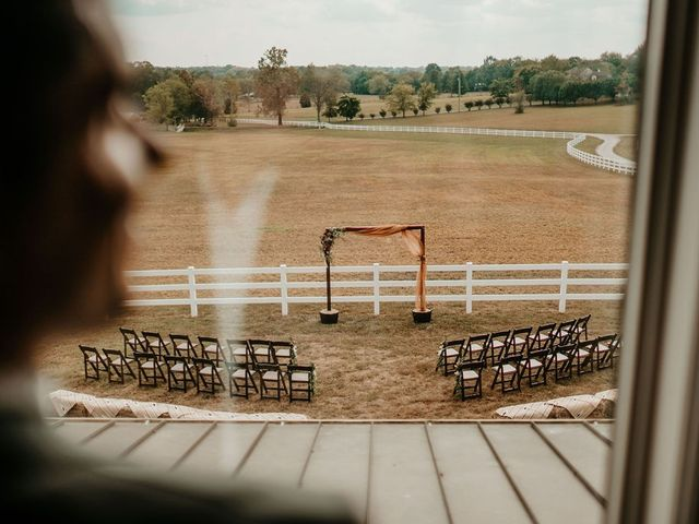 John and Courtney's Wedding in Franklin, Tennessee 1