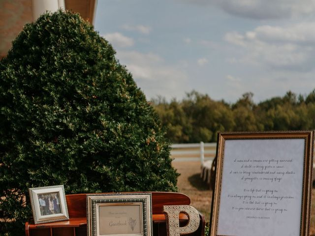 John and Courtney's Wedding in Franklin, Tennessee 3