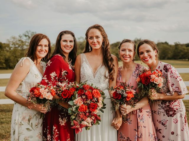 John and Courtney's Wedding in Franklin, Tennessee 6