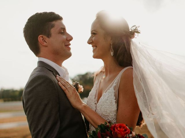 John and Courtney's Wedding in Franklin, Tennessee 9