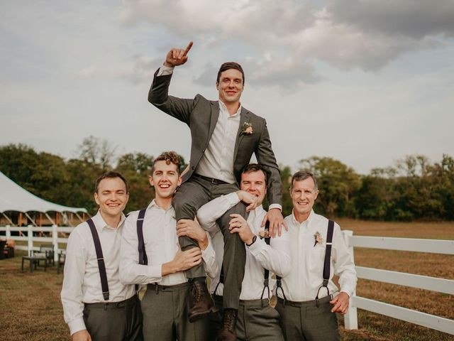 John and Courtney's Wedding in Franklin, Tennessee 10