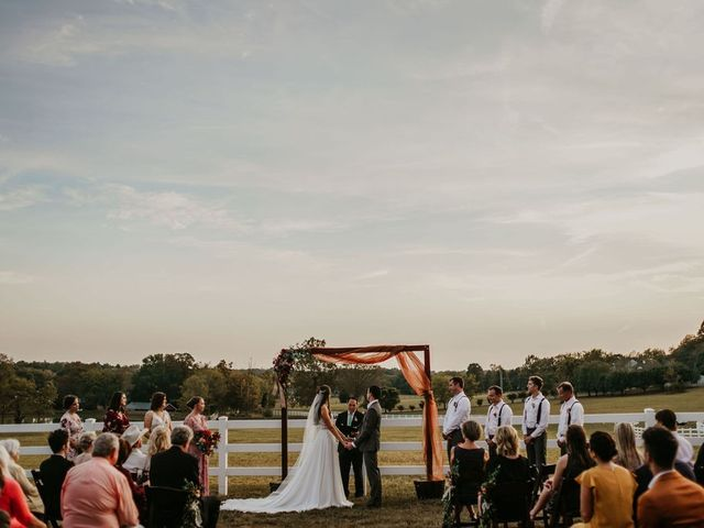 John and Courtney's Wedding in Franklin, Tennessee 11