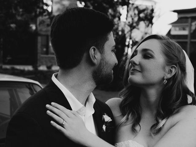 Stephen and Allie's Wedding in Nashville, Tennessee 8