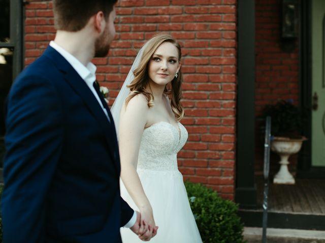 Stephen and Allie's Wedding in Nashville, Tennessee 13