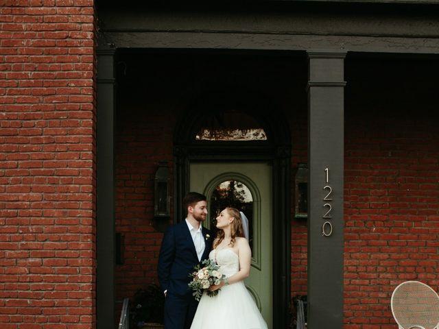 Stephen and Allie's Wedding in Nashville, Tennessee 15